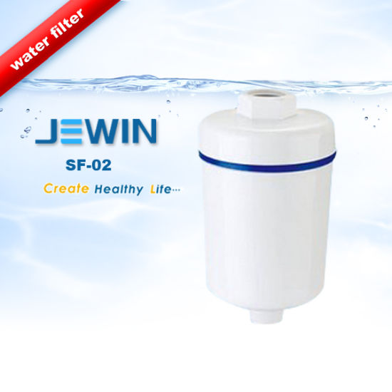 Plastic Shower Water Filter Carbon Calcium Sulfite Kdf pictures & photos