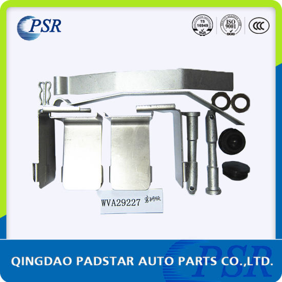 China Supplier Production Brake Pad Accessories Repairy Kits for Mercedes-Benz pictures & photos