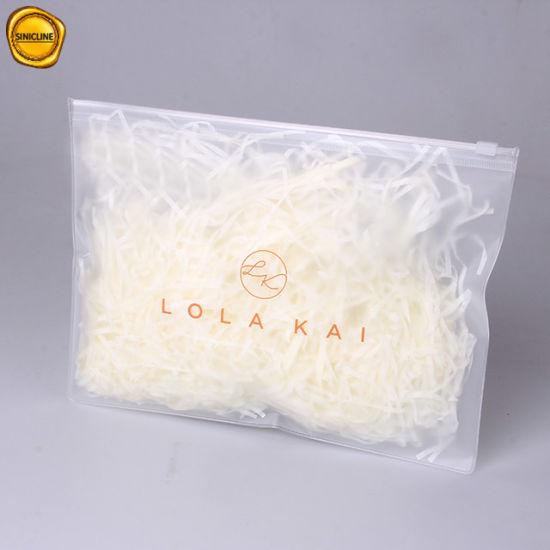 a784a89d49026 China Sinicline High Quality Frosted Wet Bikini Bag with Custom Logo ...