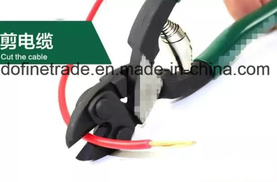 China 200mm Wire Clipper Mini Plier Cutting Cable Wire Nails - China ...