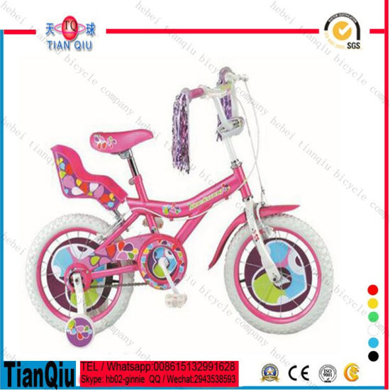 2016 Cartoon Children Bicycle Child Cycle for 3 to 5 Years Old Kids pictures & photos