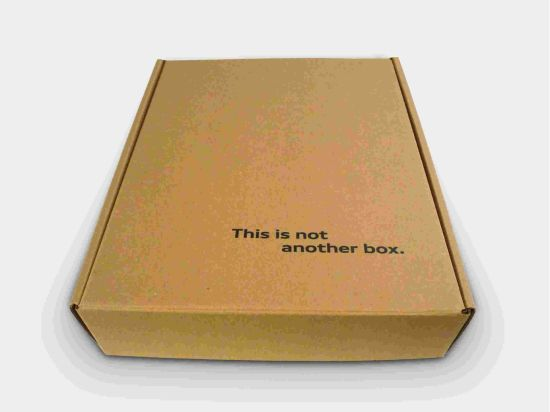 Kraft Paper Box Wholesale Made in China pictures & photos