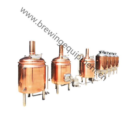 China 3bbl Food Standard Stainless Steel Used Nano Brewery