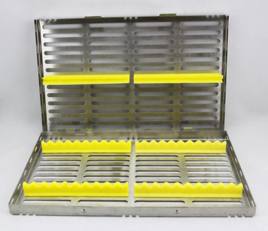 Dental Instrument Cassette - 20 Instrument Tray pictures & photos
