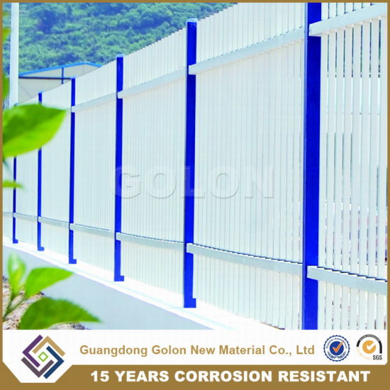 SGS Certified Supplier Metal Fence for Garden pictures & photos