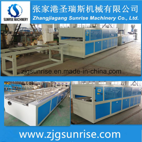 PVC Wall Panel Profile Production Line pictures & photos