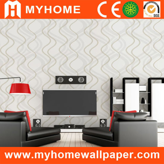 China Famous Brand Myhome Wall Paper with High Grade