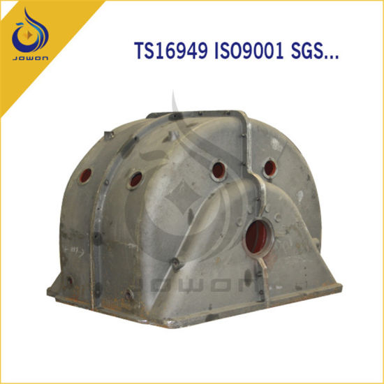 Cast Iton Spare Parts Generator Cover