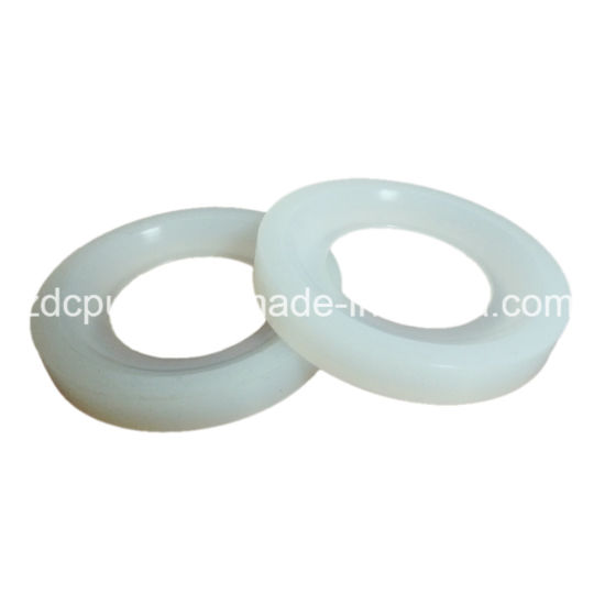 Flat EPDM Rubber Washer for Glass Clamp and Hose Coupling