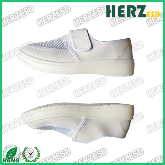 Cleanroom ESD Butterfly Antistatic Safety Shoes