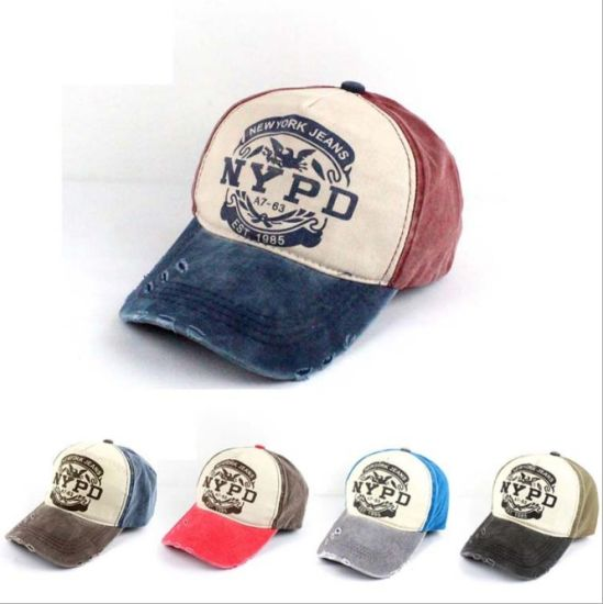 e30b3823989 Baseball Cap Fitted Hat Casual Cap Gorras 5 Panel Hip Hop Snapback Hats  Wash Cap for Men Women Unisex