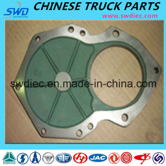 Camshaft Gear Cover for Sinotruk HOWO Truck Spare Part (VG1500010008A)