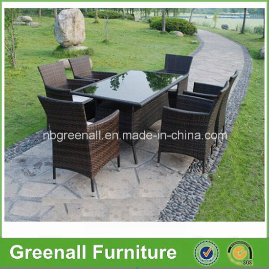 Outdoor Furniture Dining Table Set pictures & photos