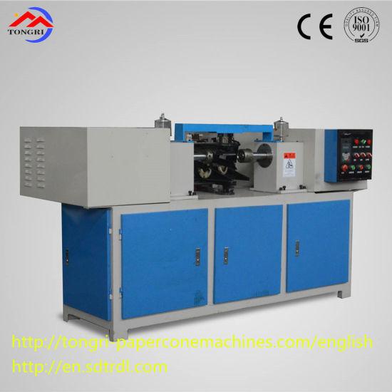 China 2-8 Reeling Paper Layers/ Head Folding Shaper Machine