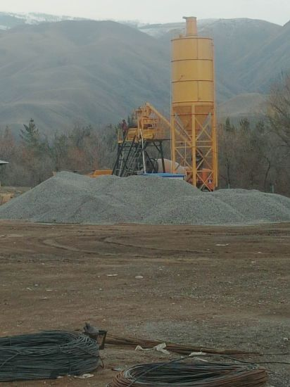 Hot Sale in Malaysia Ready Mix Concrete Plant pictures & photos