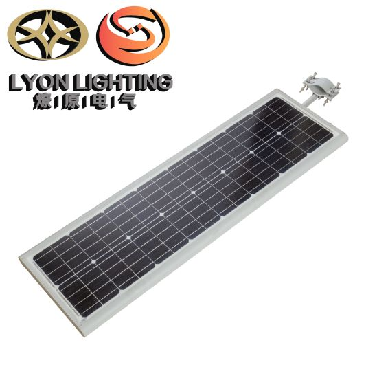 30, 60, 90, 100W All-in-One Integrated Outdoor Garden LED Solar Street Light