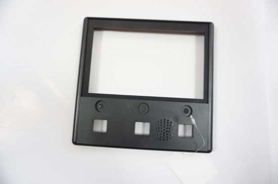 Customized High Precision Black Plastic Injection Part