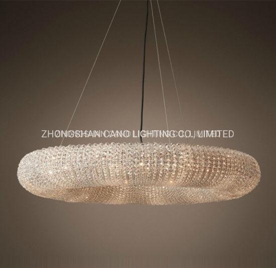 Luxury Vintage Crystal Chandeliers, Chandelier Hanging Hardware