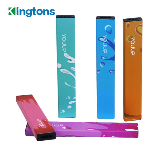 Newest Style Youup Rainbow Disposable E Cigarette Empty pictures & photos