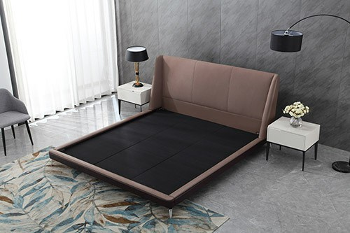 Hot Selling Home Bed Room Sofa Hotel Project Sleeper Bed Queen Bedbase