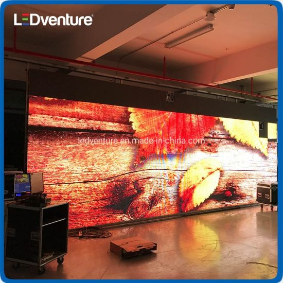 P3.9 Outdoor Rental Full Color LED Wall Outdoor LED Display