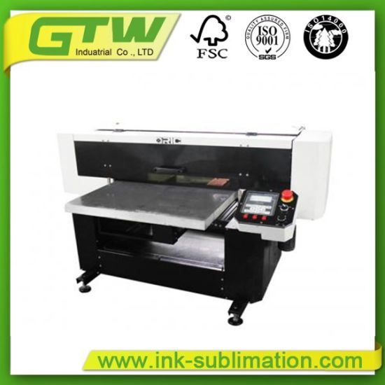 Oric Of6045 Small UV Flatbed Printer with Single Dx5 Print Head