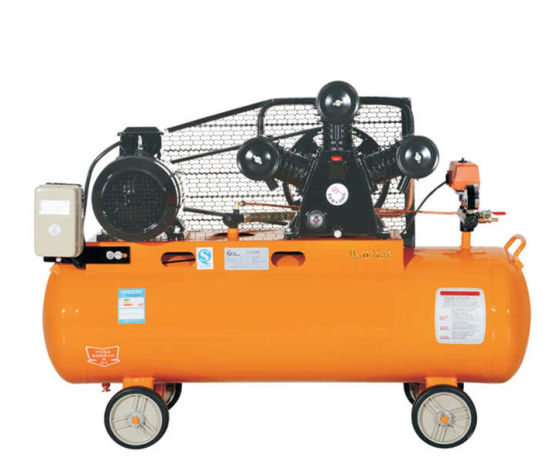 High-Capacity Air Compressor for Industry Oiled Large Air Compressor