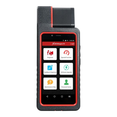 Launch X431 Diagun V Powerful Diagnostic Tool with Full Connectors Free Update Online for 2 Years
