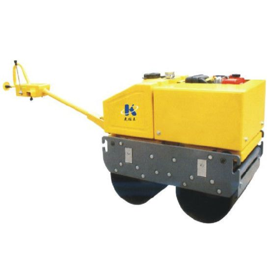 Walk-Behind Double Drum Road Roller (RL-600) pictures & photos