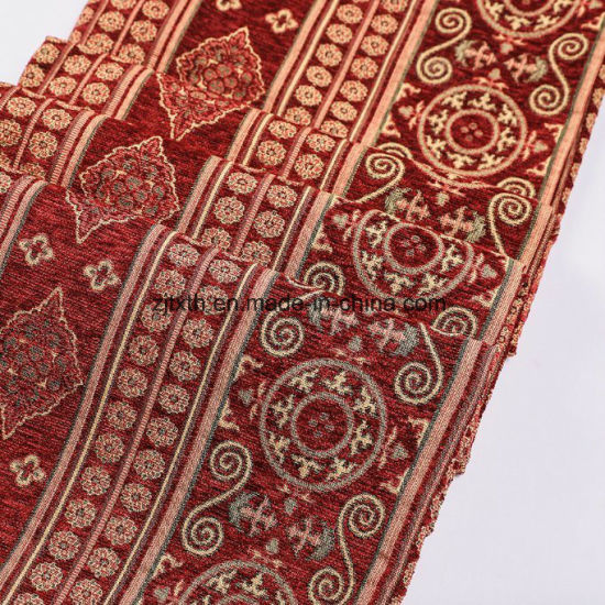 Middle East Chenille Sofa Fabric for Tent and Sofa