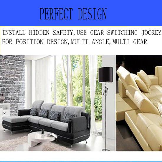 China Gorgeous Adjustable Sofa Hinge Furniture Ratchet Sofa Hinges