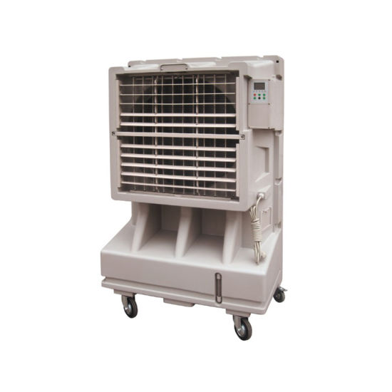Industrial Air Cooler Portable Evaporative Movable Air Conditioner Type