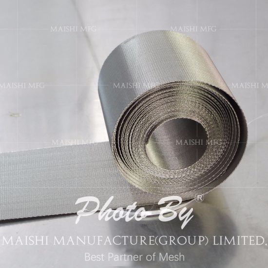 Stainless Steel Sieving Mesh pictures & photos