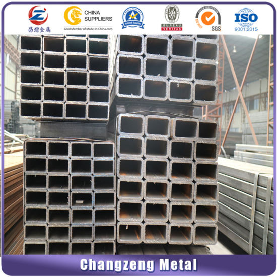 Hot DIP Galvanizing Square Rectangle Pipe (CZ-SP01) pictures & photos