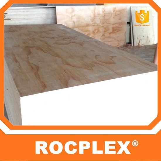 China Baltic Birch Plywood, 3mm Plywood, Gurjan Plywood