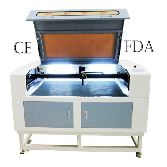 High End Ceramic Tile Laser Cutting Machine 80w 100w