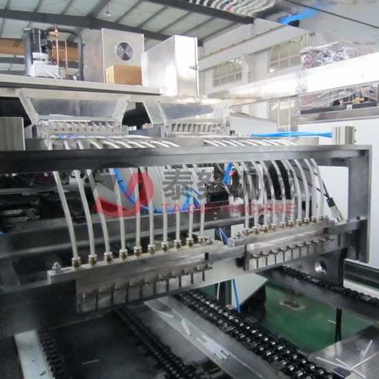 Stick Lollipop Candy Production Depositing Line pictures & photos
