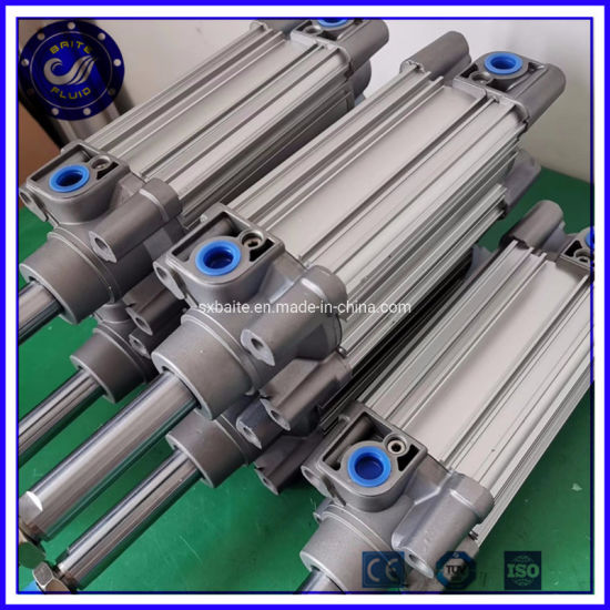 Customized Stainless Steel Pneumatic Air Cylinder
