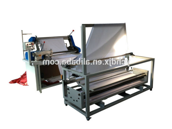 Automatic Cutting and Winding Machine for Nonwoven