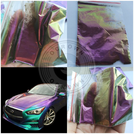 Chameleon Paint Powder Color Change Pigment For Plasti Dip