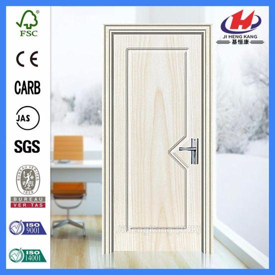 Bathroom Hinges Toilet Plastic Sheet Laminated PVC Door  sc 1 st  Zhejiang Jihengkang (JHK) Door Industry Co. Ltd. & China Bathroom Hinges Toilet Plastic Sheet Laminated PVC Door ...