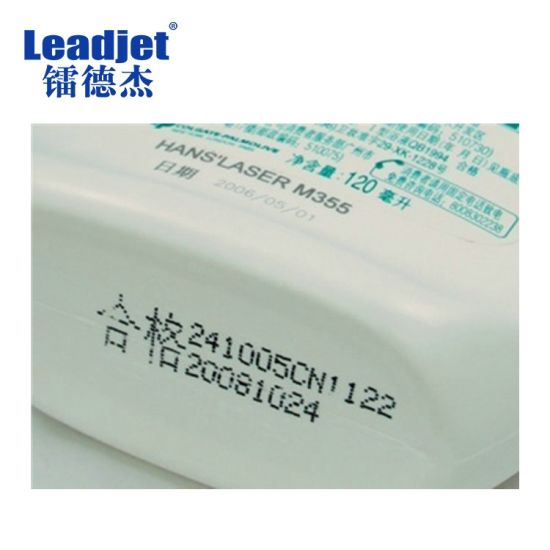 Expiry Date Printer/Solvent Printer Leadjet V98 pictures & photos
