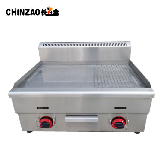 Catering Equipment Gas Griddle (GPL-750-2) pictures & photos