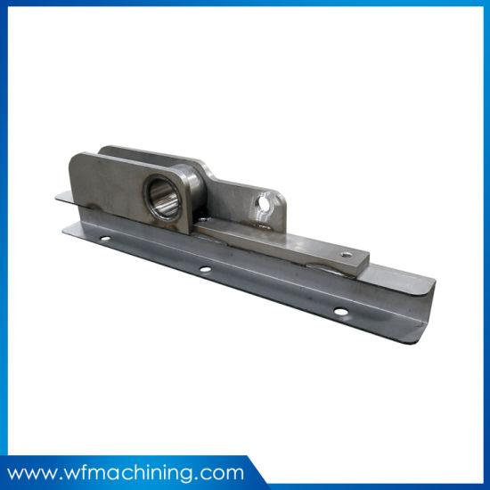 Customized Sheet Metal Fabrication Welding Metal Parts