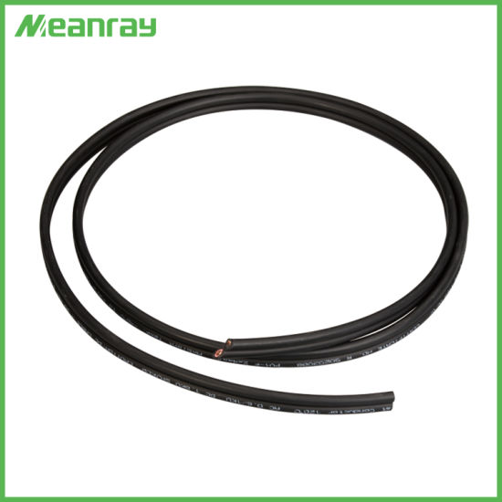 Twins Core PV Cable with TUV Approved Twin Core Solar PV Cable