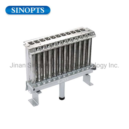 12 Rows High Quality Gas Steam Boiler Spare Parts