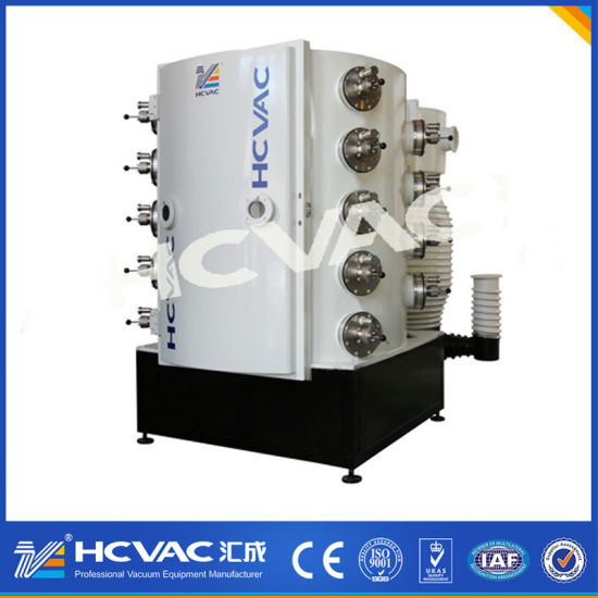 Glass Golden Color PVD Vacuum Coating Plating Machine pictures & photos