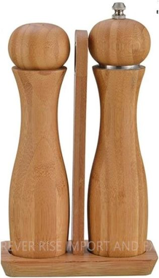 Crushed Bamboo Salt Pepper Grinder pictures & photos