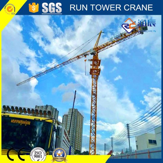 H25/15tower Crane with Ce and SGS Certificate for Construction Engineering