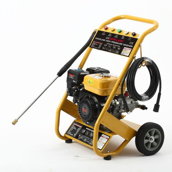 New 150bar 6.5HP Gasoline High Pressure Car Washer 170A with Ce